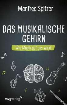 Manfred Spitzer: Das musikalische Gehirn, Buch