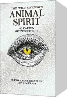 Kim Krans: The Wild Unknown Animal Spirit, Buch
