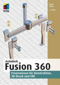 Detlef Ridder: Autodesk Fusion 360, Buch