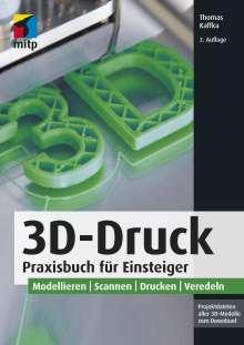 Thomas Kaffka: 3D-Druck, Buch