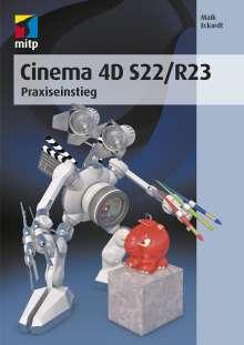 Maik Eckardt: Cinema 4D S22/R23, Buch