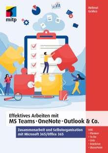 Helmut Gräfen: Effektives Arbeiten mit MS Teams, OneNote, Outlook & Co., Buch