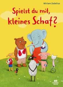 Miriam Zedelius: Spielst du mit, kleines Schaf?, Buch