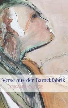 Martin Ebner: Verse aus der Barockfabrik, Buch