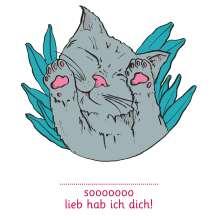 Urs Richle: Sooooooo lieb hab ich dich! - Illustriert von Anne Bory, Buch