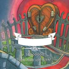 Urs Richle: Sooooooo lieb hab ich dich! - Illustriert von Johan Walder, Buch