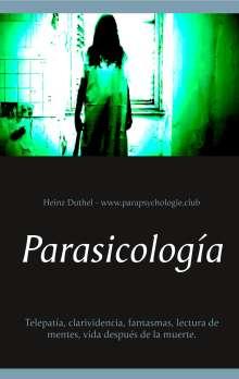 Heinz Duthel: Parasicología, Buch