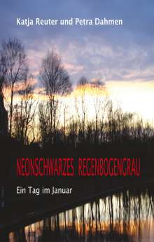 Katja Reuter: Neonschwarzes Regenbogengrau, Buch