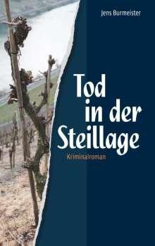 Jens Burmeister: Tod in der Steillage, Buch
