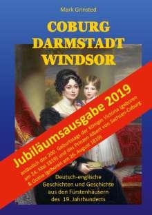 Mark Grinsted: Coburg Darmstadt Windsor, Buch