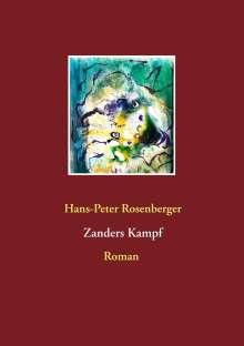Hans-Peter Rosenberger: Zanders Kampf, Buch