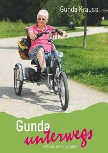 Gunda Krauss: Gunda unterwegs, Buch