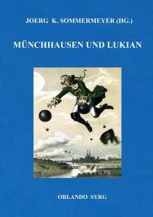 Gottfried August Bürger: Münchhausen und Lukian, Buch