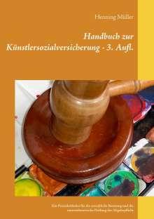 Henning Müller: Handbuch zur Künstlersozialversicherung, Buch