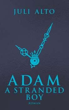 Juli Alto: Adam - A Stranded Boy, Buch