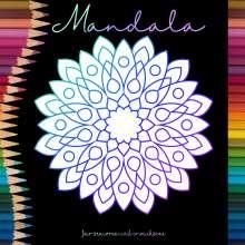 Malo Stinto: Mandala Malbuch für Senioren und Erwachsene - Ein Buch mit einfachen Ausmalbildern und Mandala Motiven für Rentner, Senioren und Erwachsene, Buch