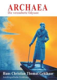 Hans Christian Thomas Gehlhaar: Archaea, Buch