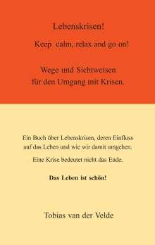 Tobias van der Velde: Lebenskrisen, Buch