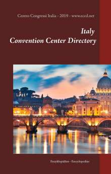 Heinz Duthel: Italy Convention Center Directory, Buch