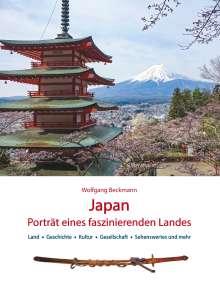 Wolfgang Beckmann: Japan  Porträt eines faszinierenden Landes, Buch
