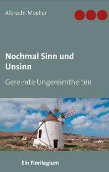 Albrecht Moeller: Nochmal Sinn und Unsinn, Buch