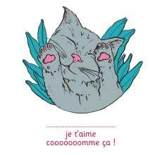 Urs Richle: Je t'aime cooooooomme ça ! - illustré par Anne Bory, Buch