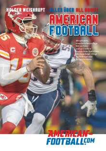 Holger Weishaupt: Alles über American Football, Buch