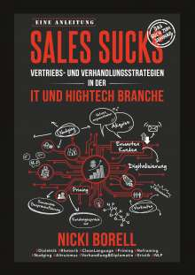 Nicki Borell: Sales Sucks, Buch