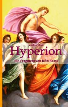 Manfred Ehmer: Hyperion, Buch