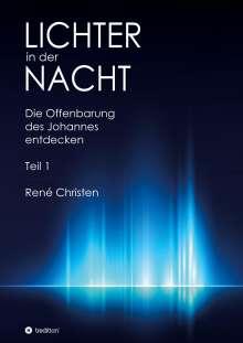 René Christen: Lichter in der Nacht, Buch