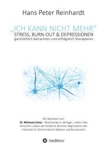 Hans Peter Reinhardt: Ich kann nicht mehr, Buch