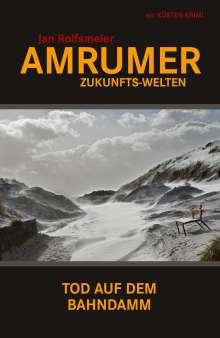 Jan Rolfsmeier: Amrumer Zukunfts-Welten, Buch