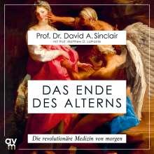 David A. Sinclair: Das Ende des Alterns, MP3-CD