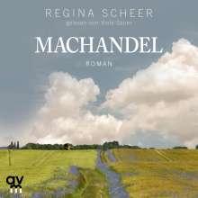 Regina Scheer: Machandel, MP3-CD