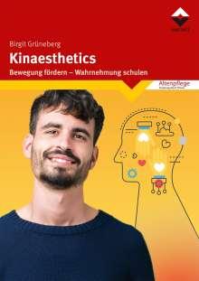 Birgit Grüneberg: Kinaesthetics, Buch
