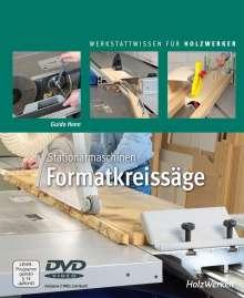 Guido Henn: Stationärmaschinen - Formatkreissäge, Buch