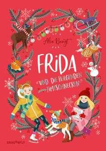 Alva Bengt: Frida und die fliegenden Zimtschnecken, Buch