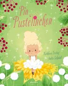 Kathleen Freitag: Pia Pustelinchen, Buch