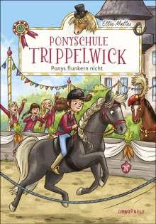 Ellie Mattes: Ponyschule Trippelwick - Ponys flunkern nicht, Buch