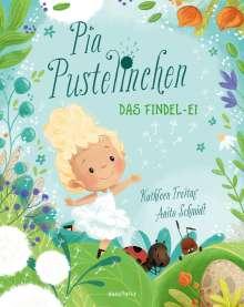 Kathleen Freitag: Pia Pustelinchen - Das Findelei, Buch