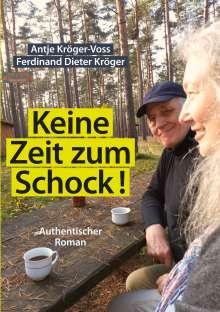 Antje Kröger-Voss: Keine Zeit zum Schock, Buch
