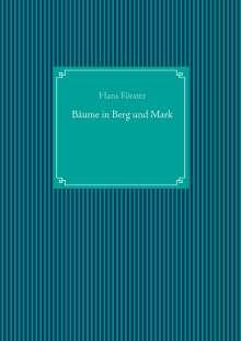 Hans Förster: Bäume in Berg und Mark, Buch