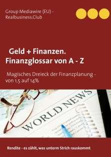 Heinz Duthel: DB Geld + Finanzen. Finanzglossar von A  - Z, Buch