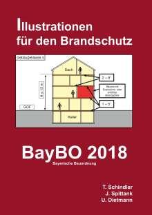 Tobias Schindler: BayBO 2018 - Bayerische Bauordnung, Buch