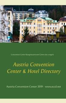 Heinz Duthel: Austria Convention Center Directory, Buch