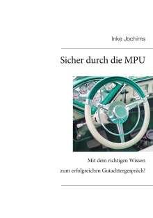Inke Jochims: Sicher durch die MPU, Buch