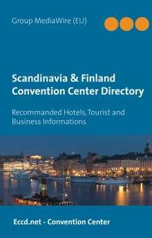 Heinz Duthel: Scandinavia & Finland Convention Center Directory, Buch
