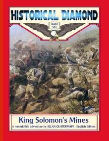 H. Rider Haggard: King Solomon's Mines, Buch