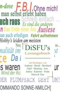 Andreas Peschka: DiSFU-Lesungsbuch, Buch