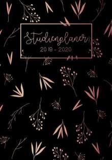 Justine Kros: Studienplaner 2019 - 2020, Buch